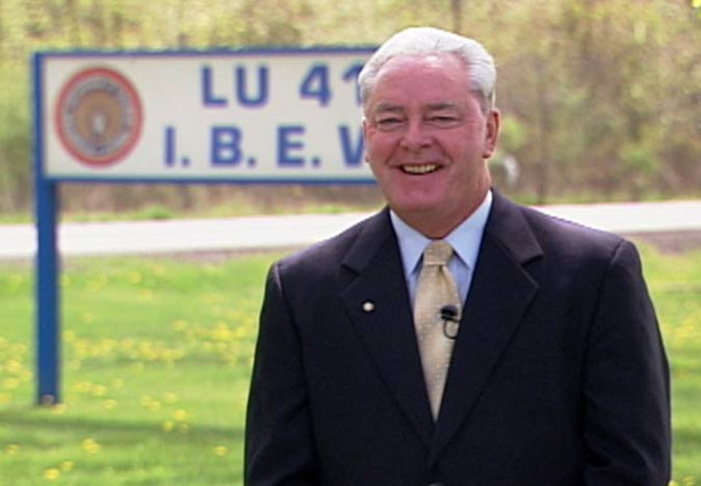 After 41 Years As A Member & 31 Years As Its President, Michael J. Franey - Who Was Also Responsible For Captaining The Union's $200 Million Benefits/Funds Office - Retires From Orchard Park-Headquartered IBEW Local 41