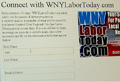Connect with WNYLaborToday.com