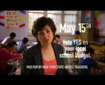 NYSUT: Vote 'Yes
