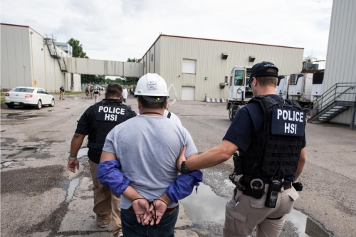 Labor Perspective From RWDSU President Stuart Appelbaum: ICE Agents Brandishing Guns Detain RWDSU Members – Who's Next?