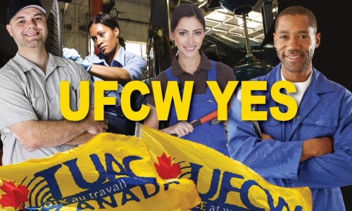 Makes 'No Difference' On Which Side Of The Border That This Happens: Workers At North America IML Containers 'Go Union' With The UFCW