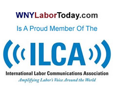 WNYLaborToday.com Is A Proud Member Of The International Labor Communications Association