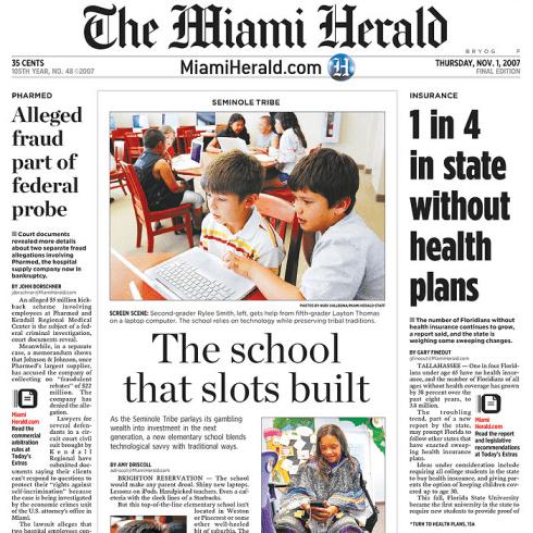 Miami Herald Media Co./El Nuevo - Miami Business Services