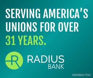 Radius Bank - Serving America's Unions For Over 31 Years