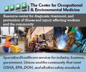 ECMC - The Center for Occupational & Environmental Medicine