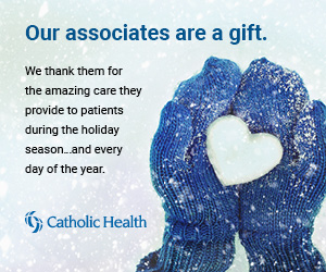 Catholic Health - Our associates are a gift.