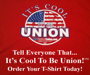 It's Cool To Be Union T-Shirt