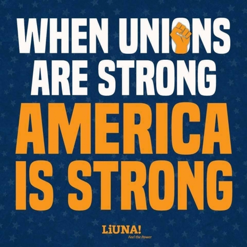 America 'Needs A Lot More' Labor Unions