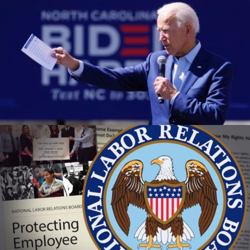 Union Allies Call On Biden 'To Fire' Trump's Labor Board Attorney, 'Immediately' - What Biden Decides To Do About Peter Robb 'Could Be A Bellwether For How He Governs, As A Moderate Consensus-Builder Or A Hard-Nosed Progressive'