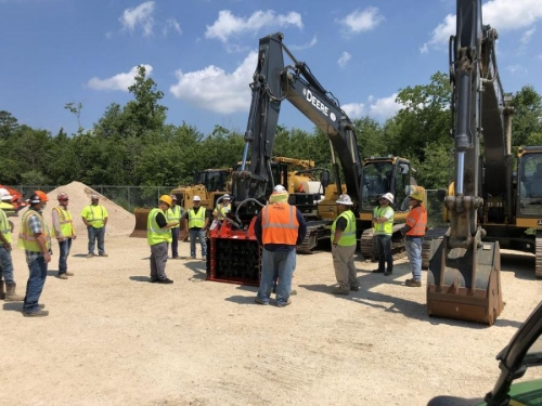 "In An 'Overall Effort To Enhance Training To Create A Safer Workplace,"" ALLU Group Incorporated Announces Pipeline Training Partnership With The International Union Of Operating Engineers"