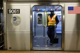 Nearly One-Quarter Of New York City Transit Workers Report Having Had COVID-19