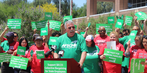 'Union Momentum Grows:' 20,000 Nevada State Employees To Gain Collective Bargaining Rights - New Law Is The 'Largest Expansion' Of State Workers' Freedom To Negotiate 'In 16 Years' As AFSCME Focuses On Growth